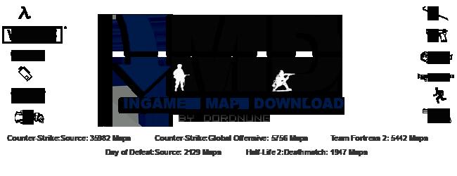 In-Game Map Downloader and FastDL Uploader (GameBanana